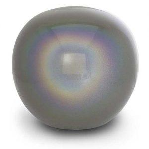 Keramik Urne Kugelform
