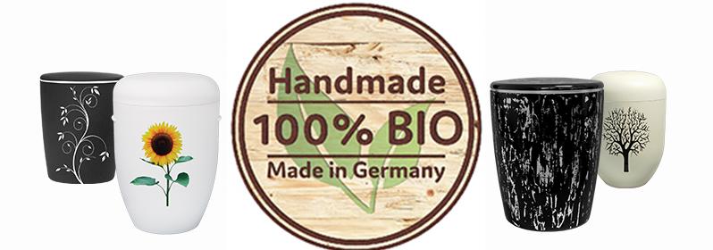 100 % Bio Urnen sarg-urne.de