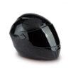 Motorradhelm Urne-schwarz-keramik