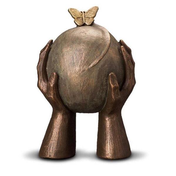 ugk-033-b-keramikurne-bronze