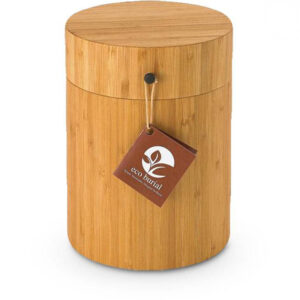 Bio Holzurne Bambus