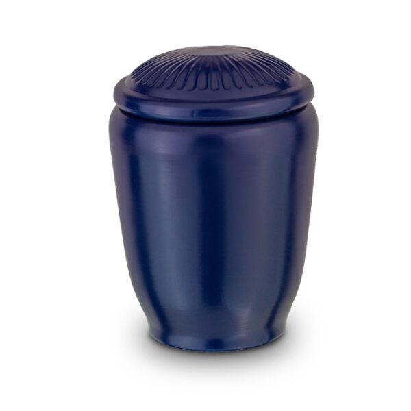 Bio Urne - blau