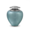 Metallurne - blau/silber