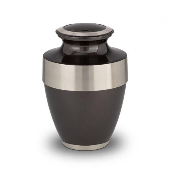 Metallurne - schwarz/silber