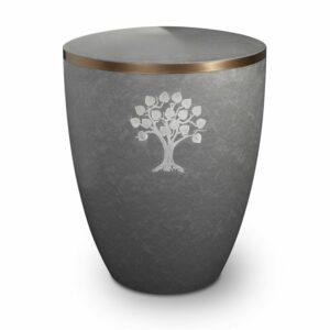 Gravur Urne - Lebensbaum