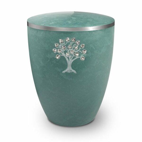gravur-urne-swarovski-jade-mit-dekorring-silber-9mm