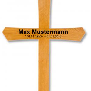 Kreuz Beschriftung*